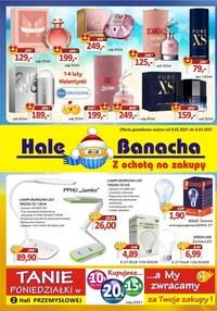 Gazetka promocyjna Hala Banacha - Oferta przemysłowa Hala Banacha  - ważna do 08-03-2021