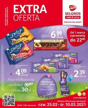 Przemyślane zakupy - Selgros cash & carry