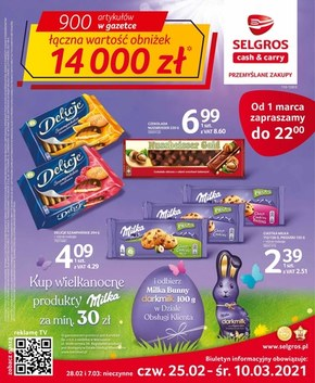 Selgros - nowe promocje