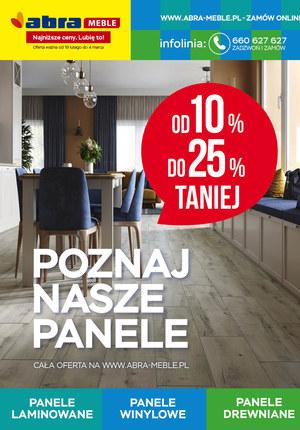 Gazetka promocyjna Abra - Gazetka zimowa Abra!