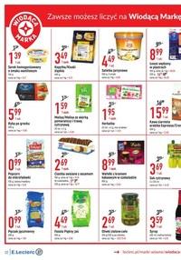 Gazetka promocyjna E.Leclerc - E.Leclerc Francuskie smaki - oferta dla wybranych sklepów