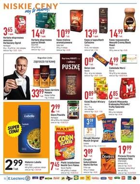 E.Leclerc Francuskie smaki - oferta dla wybranych sklepów