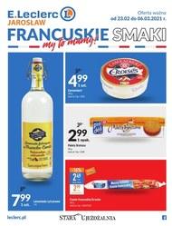 E.Leclerc Francuskie smaki Jarosław