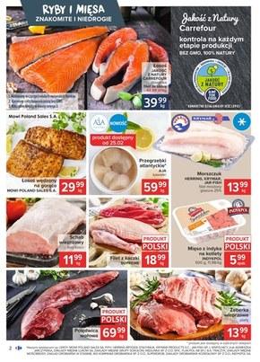 Ceny jak dawniej - Carrefour