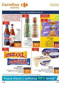 Gazetka promocyjna Carrefour Express - Promocje w Carrefour Express - ważna do 01-03-2021