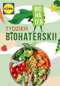 Gazetka promocyjna Lidl - Lidl - Tydzień Biohaterski
