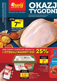 Gazetka promocyjna Twój Market - Mega okazje w Twój Market - ważna do 02-03-2021