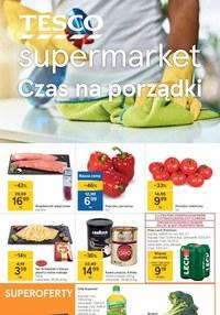 Gazetka promocyjna Tesco Supermarket - Czas na porządki w Tesco Supermarket - ważna do 03-03-2021