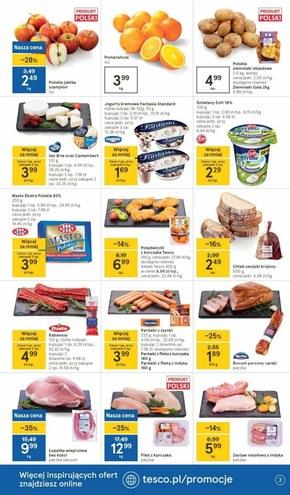 Czas na porządki w Tesco Supermarket