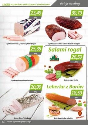 PSS Społem Poznań - nowa oferta promocyjna