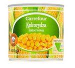 Kukurydza konserwowa Carrefour
