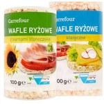 Wafle ryżowe Carrefour