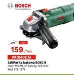 Szlifierka kątowa Bosch