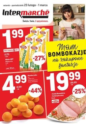 Gazetka promocyjna Intermarche Super - Zakupowe fantazje w Intermarche