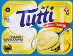 Serek homogenizowany Tutti