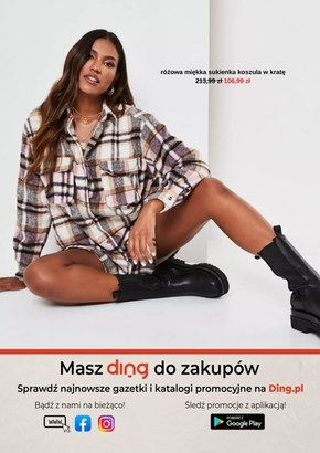 Nowy sezon w Missguided