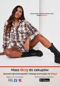 Gazetka promocyjna HITY Dinga - Nowy sezon w Missguided
