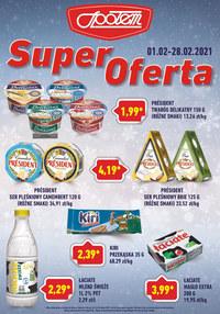 Gazetka promocyjna PSS Społem Głogów - Super oferta Społem Głogów - ważna do 28-02-2021