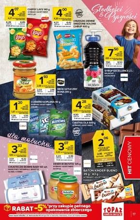 Hurtowe zakupy w Topaz