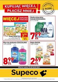 Gazetka promocyjna Supeco - Kupuj w Supeco