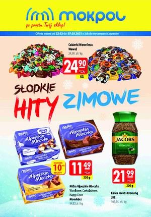 Gazetka promocyjna Mokpol - Po prostu Twój sklep Mokpol