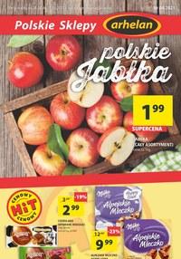 Gazetka promocyjna Arhelan - Polskie jabłka w Arhelan - ważna do 06-03-2021