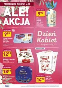 Gazetka promocyjna Aldi - Dzień kobiet w Aldi!