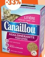 Żwirek dla kota Canaillou