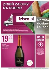 Gazetka promocyjna Frisco - Super ceny w Frisco