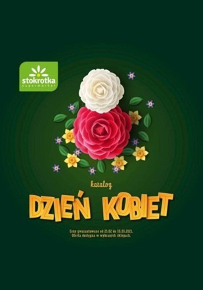 Gazetka promocyjna Stokrotka Supermarket - ważna od 25. 02. 2021 do 10. 03. 2021