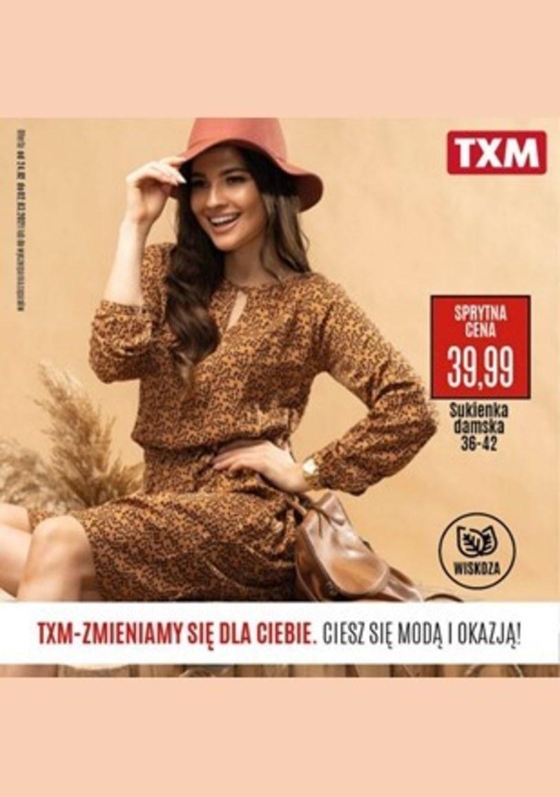 Gazetka promocyjna Textil Market - ważna od 24. 02. 2021 do 03. 03. 2021
