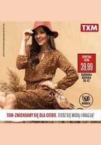 Wiosenne kreacje w Textil Market!