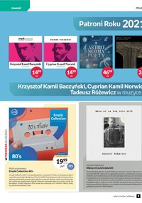 Gazetka promocyjna EMPiK - Bestsellery Empiku