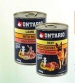 Karma dla psa Ontario