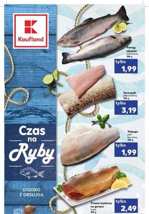 Gazetka promocyjna Kaufland - Targ rybny Kaufland!