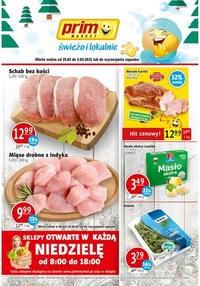 Gazetka promocyjna Prim Market - Blisko i tanio w Prim Market! - ważna do 03-03-2021