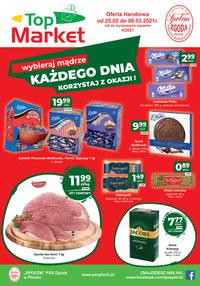 Gazetka promocyjna PSS Zgoda Płock - Każdego dnia niskie ceny PSS Zgoda Płock - ważna do 06-03-2021