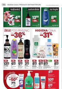 Gazetka promocyjna Drogerie Natura - Drogerie Natura - zniżki do -72%