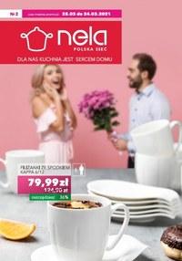 Gazetka promocyjna Nela - Nela - nowa oferta promocyjna