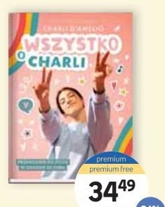 Wszystko o Charli Charli d'Amelio niska cena