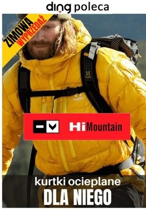 Gazetka promocyjna Hi Mountain - Na sportowo z Hi Mountain!