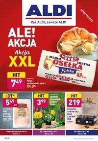 Gazetka promocyjna Aldi - Ale akcja cenowa w Aldi! - ważna do 13-03-2021