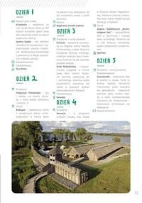 Gazetka promocyjna Almatur - Katalog zielone szkoły z Almatur