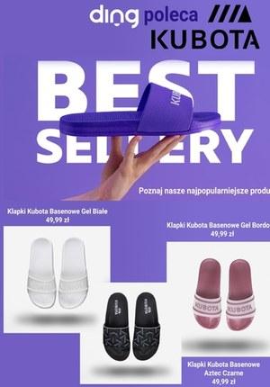 Gazetka promocyjna HITY Dinga - Bestsellery Kubota Store