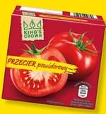 Przecier pomidorowy King's Crown