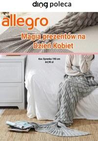 Gazetka promocyjna Allegro - Prezenty na Dzień Kobiet na Allegro