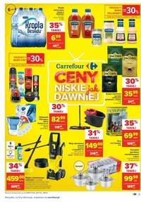 Gazetka promocyjna Carrefour - Nowe ceny w Carrefour!
