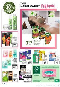 Gazetka promocyjna Carrefour - Zadbaj o piękno z Carrefour!