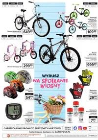 Gazetka promocyjna Carrefour - Wiosenne porządki z Carrefour!