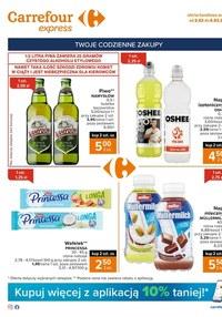 Gazetka promocyjna Carrefour Express - Rabaty w Carrefour Express